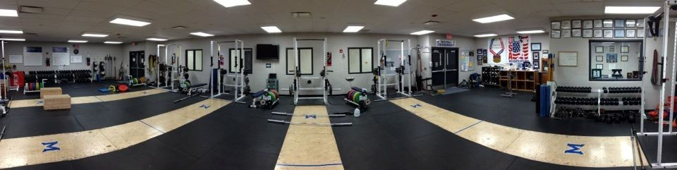 Strength & Conditioning - MidAmerica Nazarene