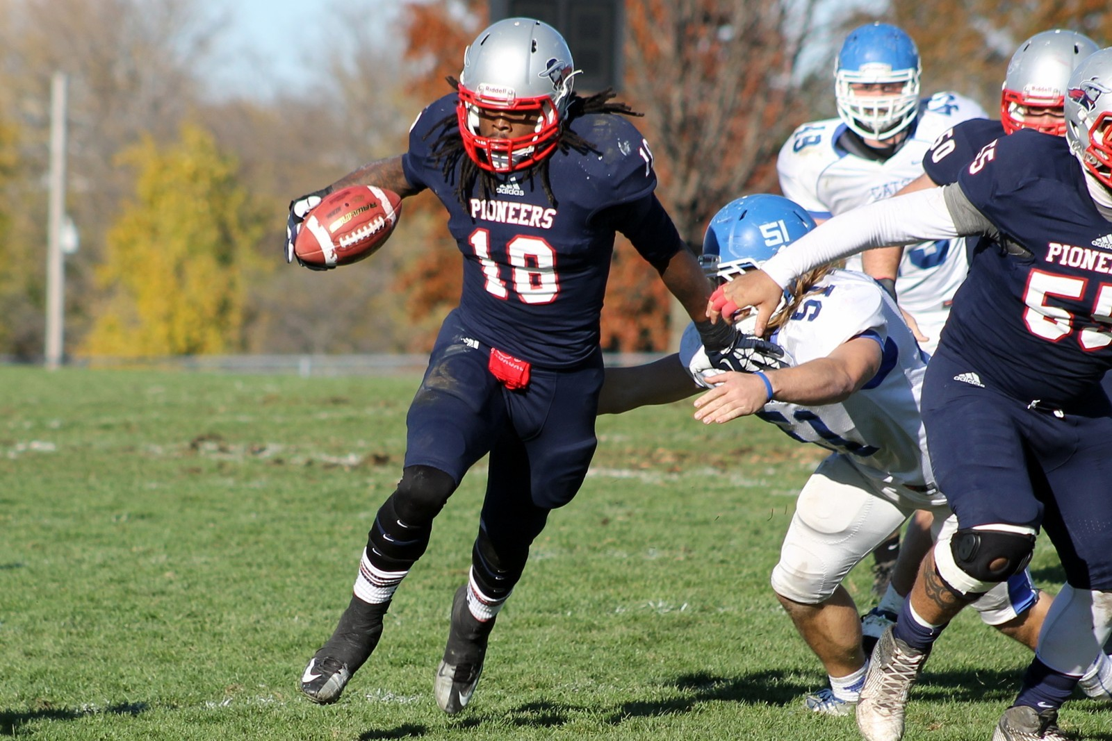 pioneers show well at pro day - midamerica nazarene