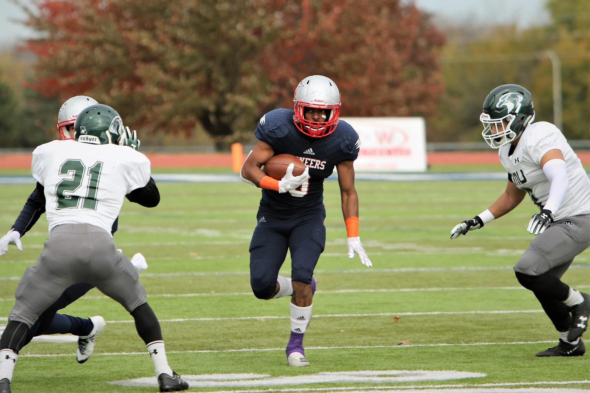 football games to be played at odac in '12 - midamerica nazarene