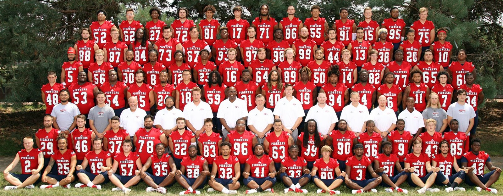 Fb 2018 Roster