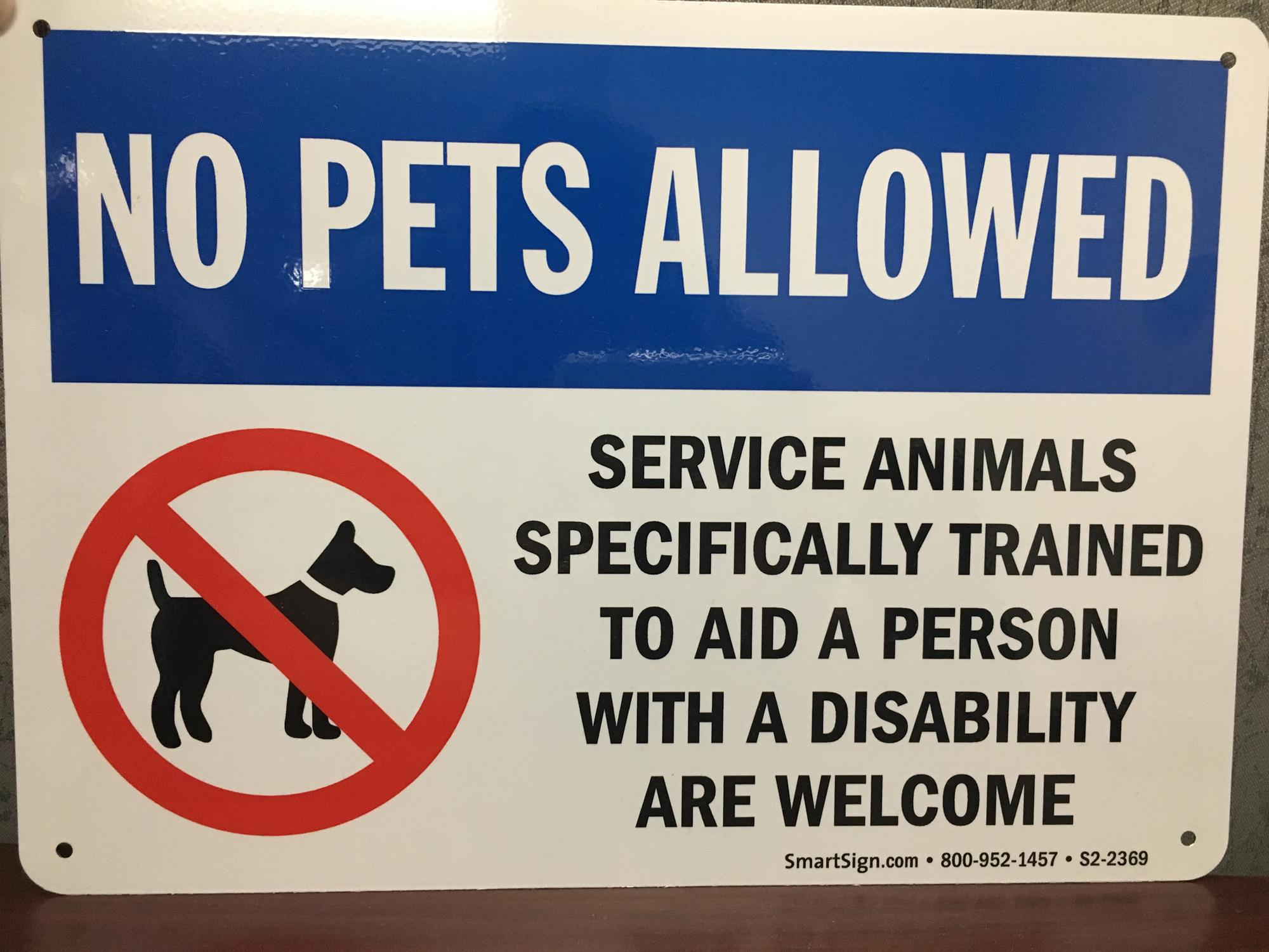MNU Athletics Pet Policy - MidAmerica Nazarene